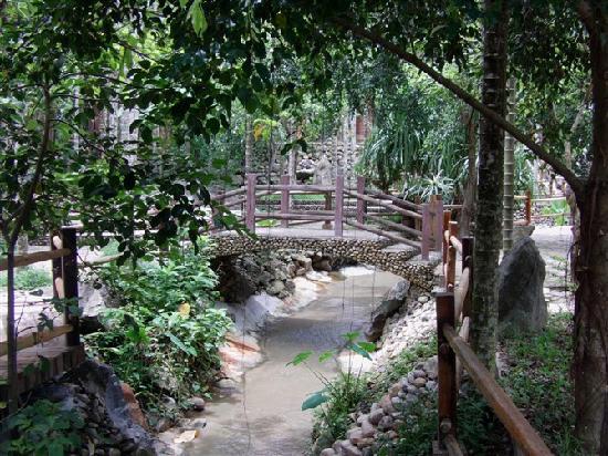 Photos of Areca Valley Tourist Resort of Hainan Ganza Ridge Primitive Culture