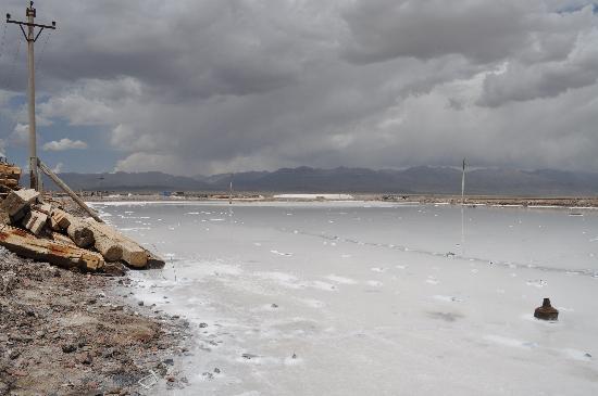 Photos of Chaka Salt Lake, Haixi