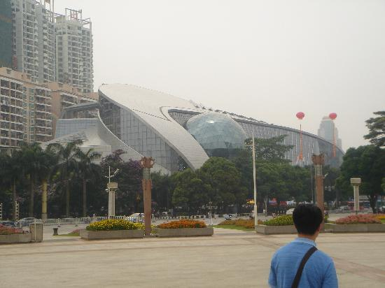 Photos of Guangxi Science and Technology Museum