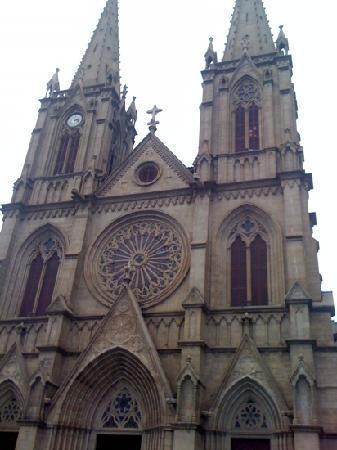 Photos of Guangzhou Catholic Church
