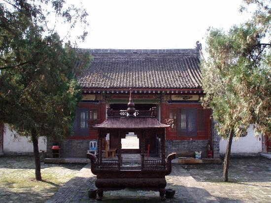 Photos of Hancheng Dayu Temple
