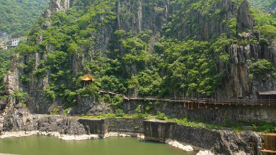 Photos of Hanzhong Baoxie Plank Road