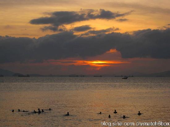 Photos of Jinhai Bay