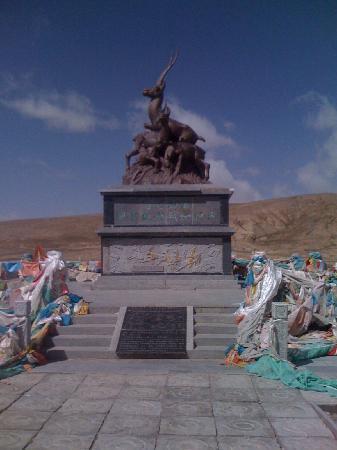 Photos of Kunlun Mountain Pass