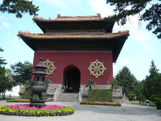 Photos of Little Putuo Temple