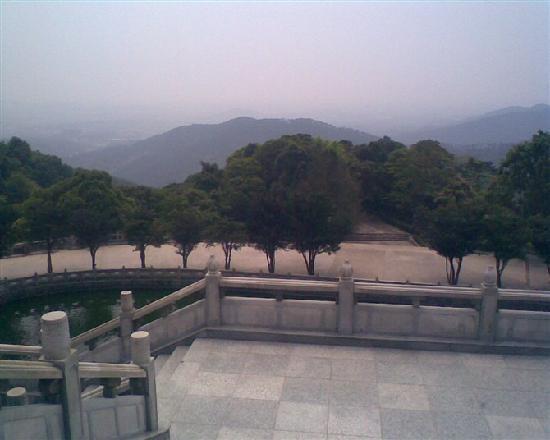 Photos of Luofu Mountain Huanglong Taoist Temple