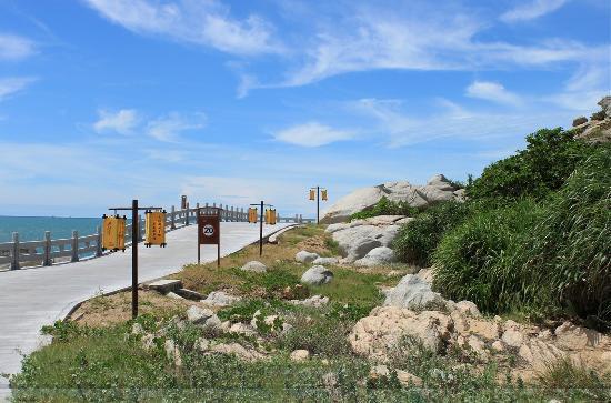 Photos of Sanya Daxiaodongtian Area