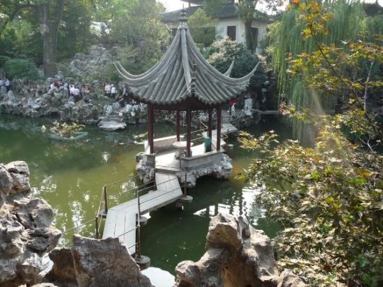 Photos of The Classical Gardens of Suzhou