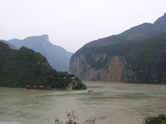 Photos of Three Gorges