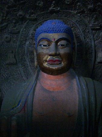 Photos of Xianyang Binxian County Grand Buddha Temple